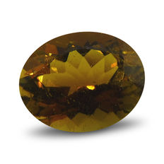 Yellow Tourmaline, 4.04ct - No Reserve Price