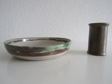 Maria Hobbel - Bowl and small vase