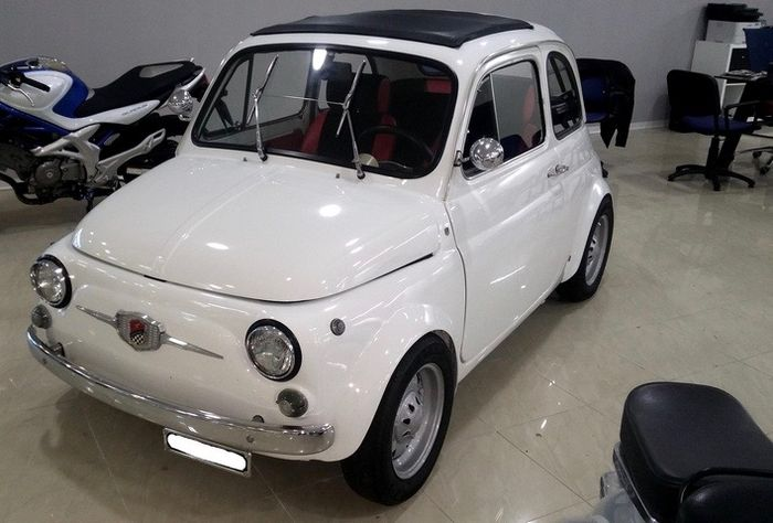 Fiat - 500 Giannini Replik - 1971