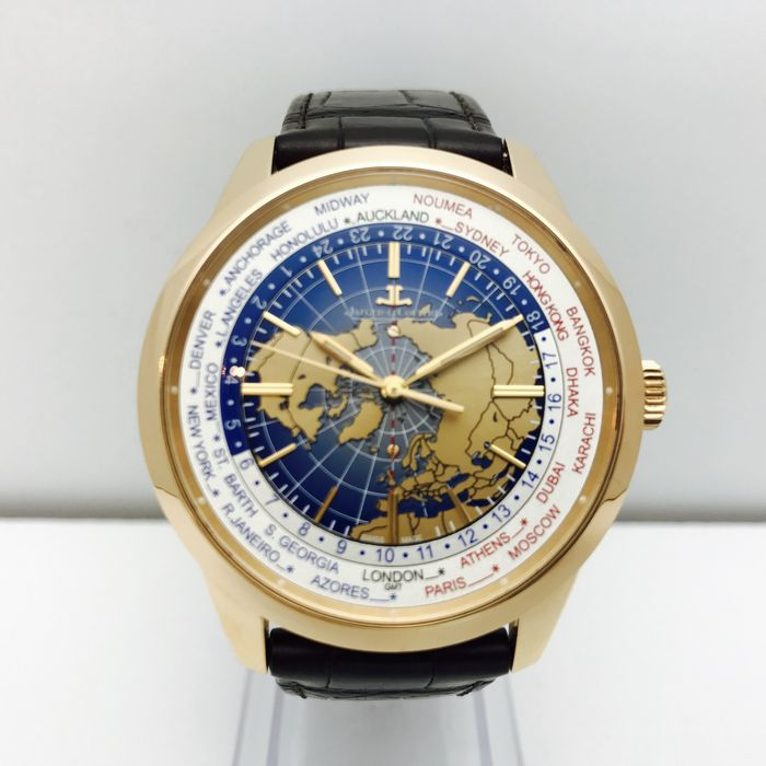 Jaeger lecoultre geophysic universal time men 39 s watch 2015 catawiki for Geophysic watches
