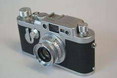 Leica IIIg with Summaron 3.5cm