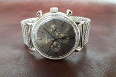 Björn Hendal, New Vintage Chronograph – Men's Wristwatch in Brand New Condition