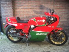 Ducati - Mike Hailwood Replica - 1985