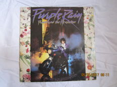 10 Lp's Of Prince And The Revolution