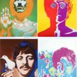 The Beatles veiling