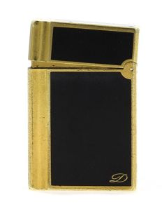 S.T. Lighter Dupont with gold plating of 40 Microns