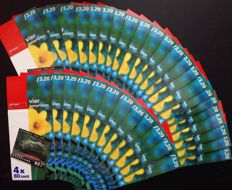 Netherlands 1998/2000 – Lot of 309 stamp booklets