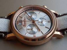 BORSALINO – Men's chronograph – N.O.S. (New Old Stock) – 2000-2010