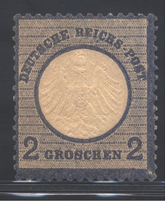 Germany, Deutsches Reich, Small shield, Michel no. 5