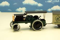 Märklin H0 - 1883 - Locomobile with trailer Leonhard Weiss