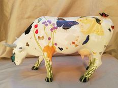 "Kuska CowParade - ""Ramona"" decoration cow (28 cm)"