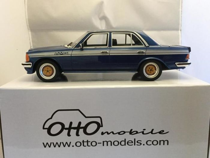 Otto Mobile Scale 1 18 Mercedes Benz W123 Amg Catawiki