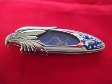 Franklin Mint Collectors Knife - Harley Davidson ©, The Ultimate Chopper.