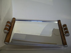 A beautiful Art Deco tray