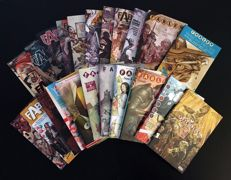 Fables - Complete series - 22x TPB - sc
