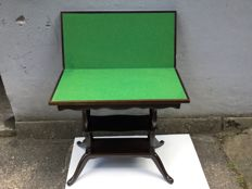 Game Table - England, second half of the 20th century