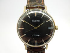 Corsar (made in USSR) very thin - men's watch - 1970s