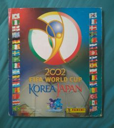 Panini - Word Cup 2002 South Korea/Japan - Complete Album.