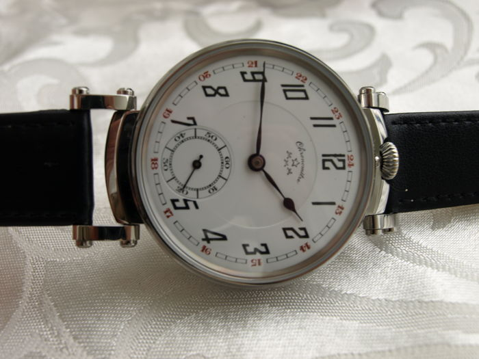 43 Chronometer MMM men's marriage watch 1910-1915