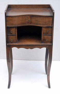Occasional furniture with five drawers, second half of 20th century, Belgium,