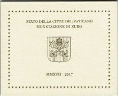 Vatican - Year pack euro coins 2017, Francis I