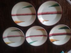 Richard Ginori - 6 collectible plates
