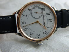 IWC Schaffhausen mariage men's wristwatch 1895-1900