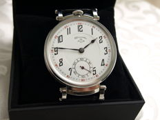 05. Chronometer MMM men's marriage watch ca 1910