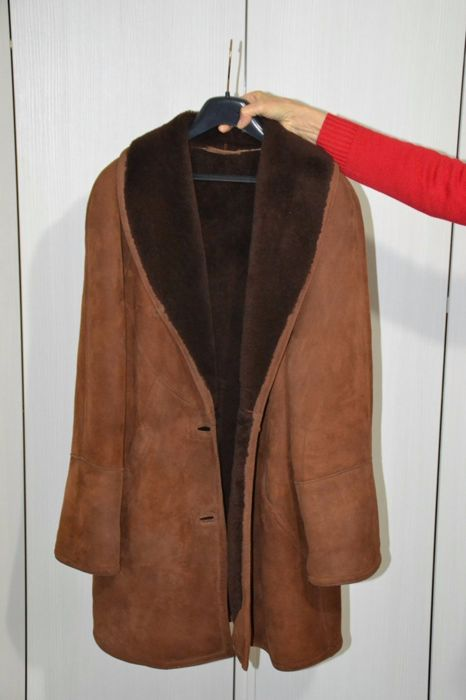 Cappotto in montone - Catawiki 73066e248f8