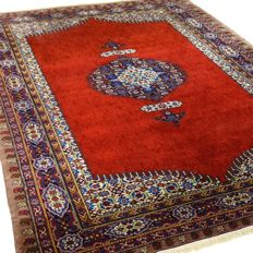 "Tabriz – 263 x 180 cm – ""Exclusive eye-catcher with – Persian carpet in beautiful condition"""