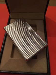 S.T. Silver plated Dupont, from the 80s