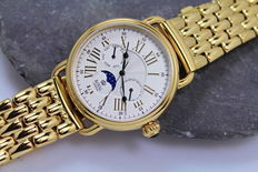Royal London – Men's - Moonphase Watch – unworn