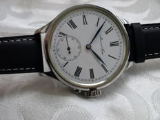 Mermod Freres men's marriage wristwatch 1910-1915