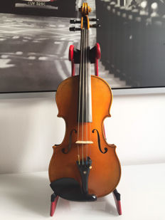 Fine 4/4 violin, probably German
