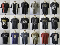 Elvis Presley - Lot of shirts and t-shirts