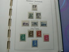 The Netherlands 1944/1975 – Collection in Leuchtturm album