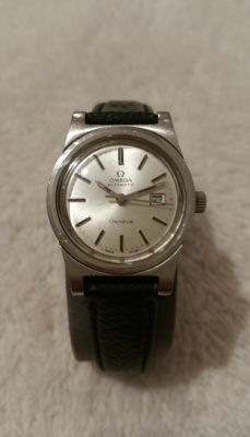 Omega Geneve Automatic – women's watch – around 1970