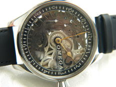 Omega - Skeleton Men's marriage wristwatch - 1923-1929