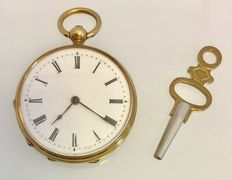 Vacheron & Constantin pocket watch 1900