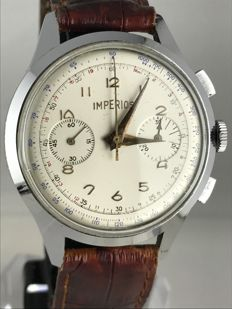 Imperios Valjoux 92 chronograph from the 1950s