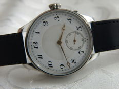 Ancre 15 Rubis men's marriage watch ca 1905-1910