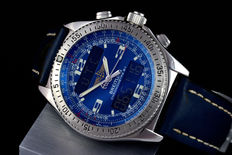 Breitling B-1 Chronograph Chronometer Ref. A78362 - Men's watch - year:  2003-2006