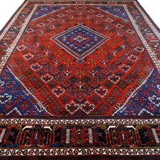 "MeyMey – 397 x 298 cm – ""Impressive, oversized, Persian rug in beautiful condition"""