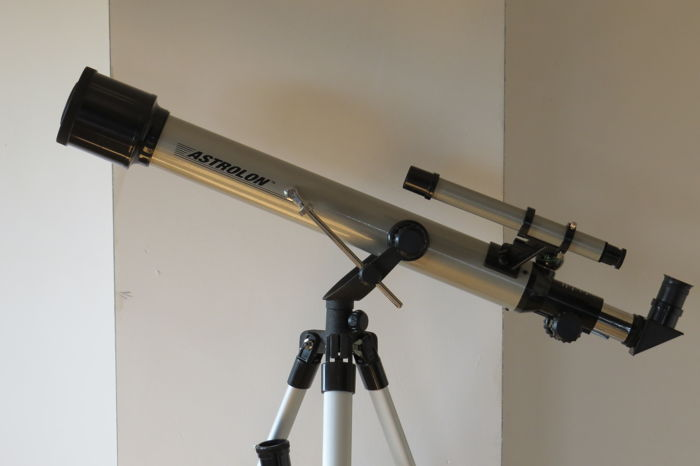 Telescope astrolon refractor 60 700 262.5 x max. magnification