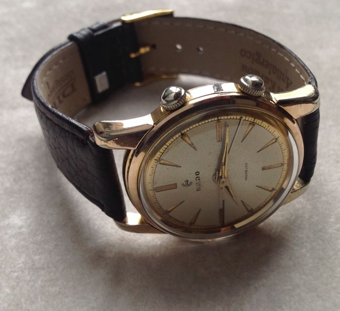 RADO Alertic – Men's wristwatch – 1960s – No reserve price