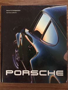 Porsche - Book of Rainer W.Schlegelmilch -  complete with all the models from 1955 to 2009 ( 356 - 550 - 904 - 911 - 912 - 914 - 924 - 928 - 944 - 959 - 968 - 993 - 996 - 997 - Carrera GT - Boxster - Cayenne - Cayman - Panamera )