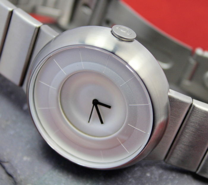 Used, Tacs Men's Stainless Steel Watch - Unworn for sale  London