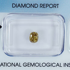 Diamond - 0.54 ct
