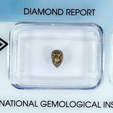 Diamond – 0.47 ct, VVS2,