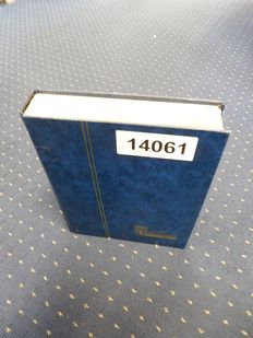 Luxembourg 1850/2003 – Batch of stamps in stock book